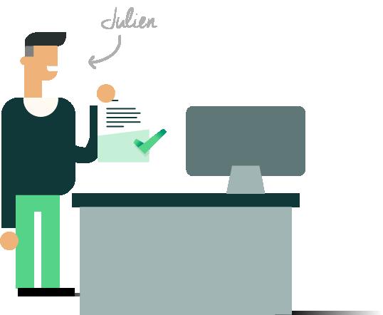 Contrat Privé | Pour signer un contrat de travail